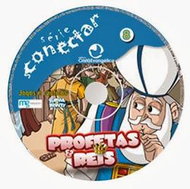 CD Série Conectar Profetas e Reis