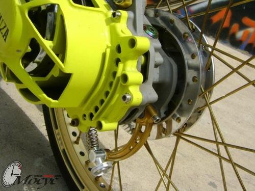 Modifikasi Motor Matic | Matic Drag Bike title=