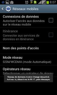 Un (petit) point sur les applications android des services mobiles de Côte d'Ivoire, A Unix Mind In A Windows World