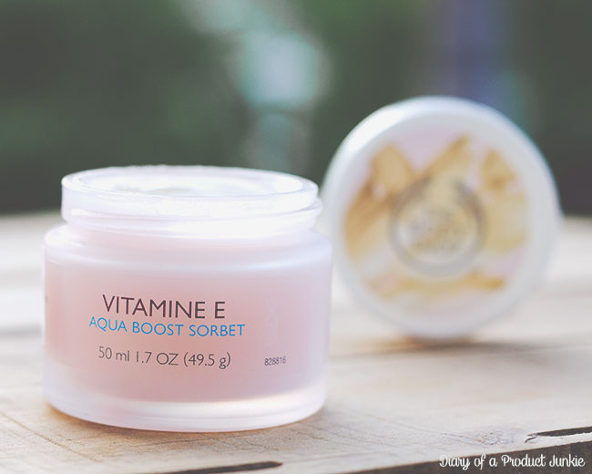 The Body Shop Vitamine E Aqua Boost Sorbet