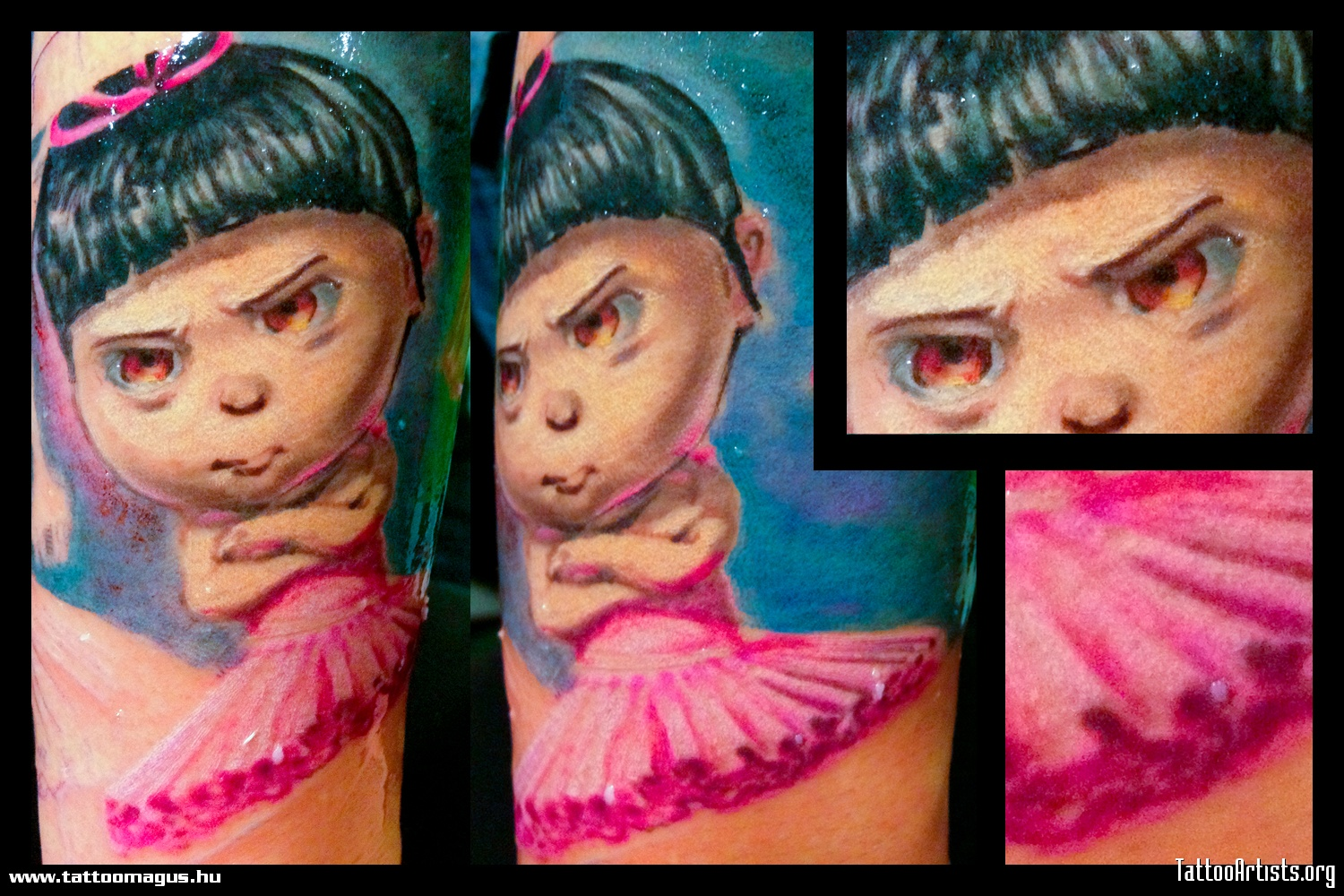 The good the bad and the tattooed april 2013 despicable me part 2 biocorpaavc Choice Image