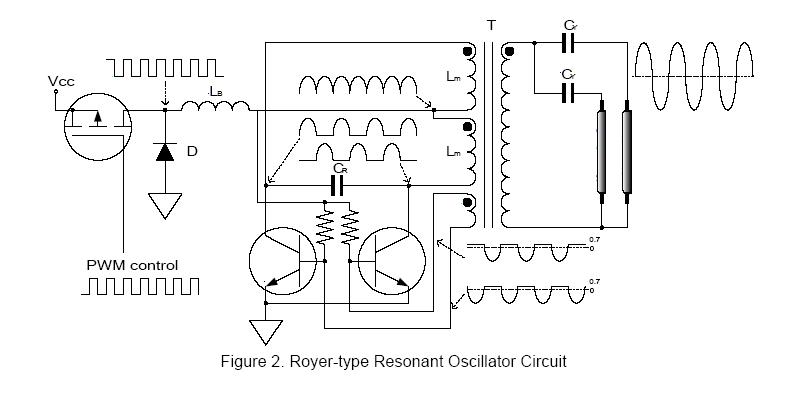 Задающий генератор для преобразователя напряжения своими руками 3
