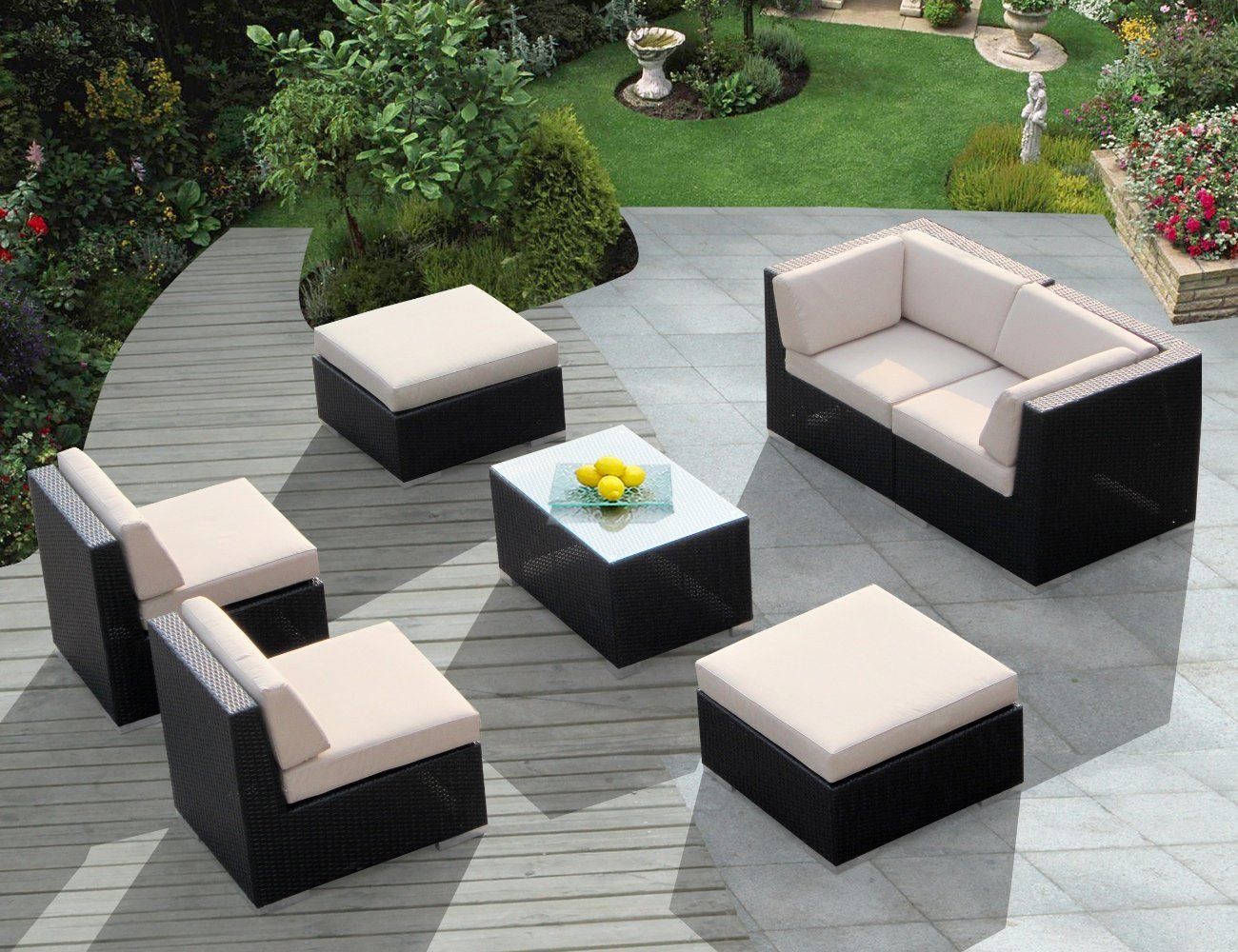 Strathwood outdoor patio furniture buy cheap strathwood for Wicker outdoor furniture