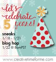 MCT-Let's Celebrate 5 Years!