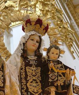 Dia de la Virgen de Carmen
