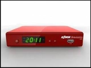 AZBOX BRAVISSIMO HD PREO IMBATIVEL R CONFIGURADO 20120406012750 ATUALIZAÇÃO AZBOX BRAVISSIMO   24/01