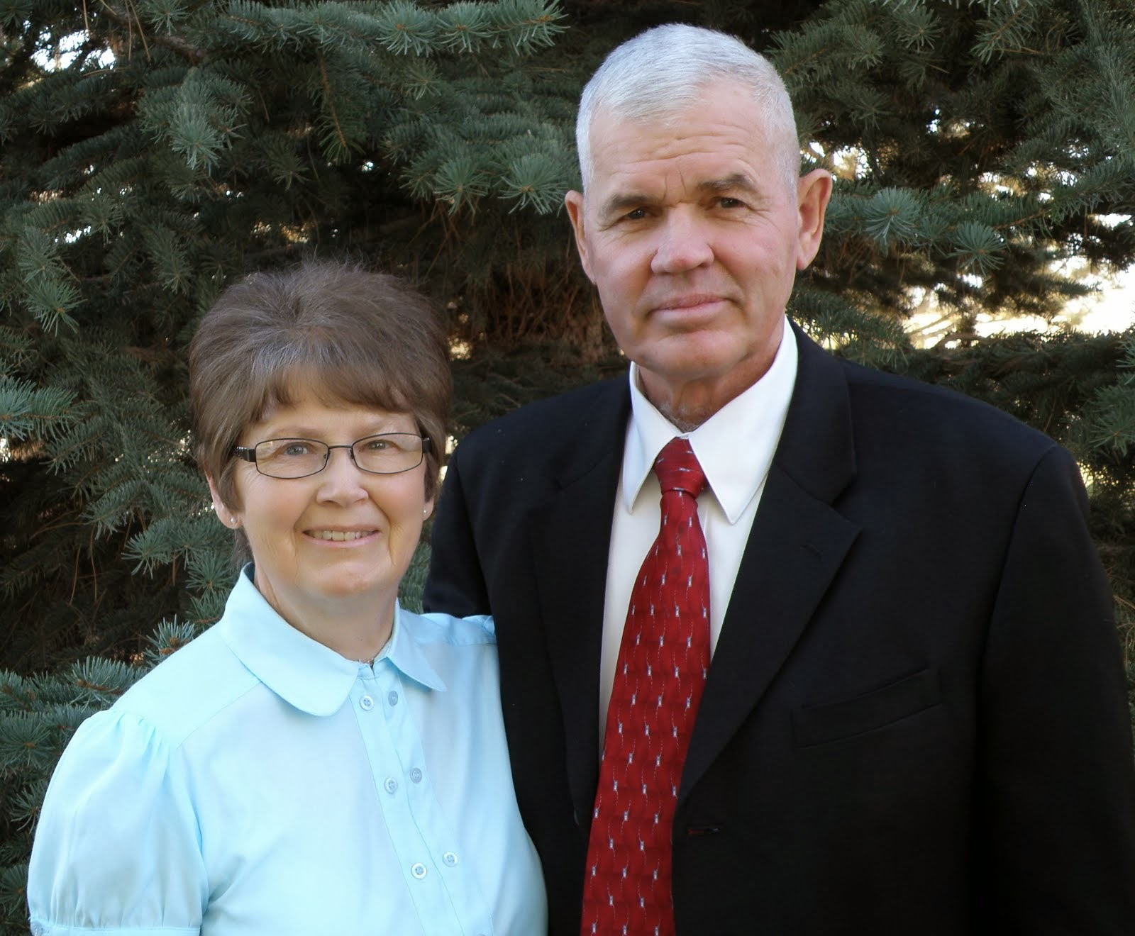 Stanley and Sharon Bingham