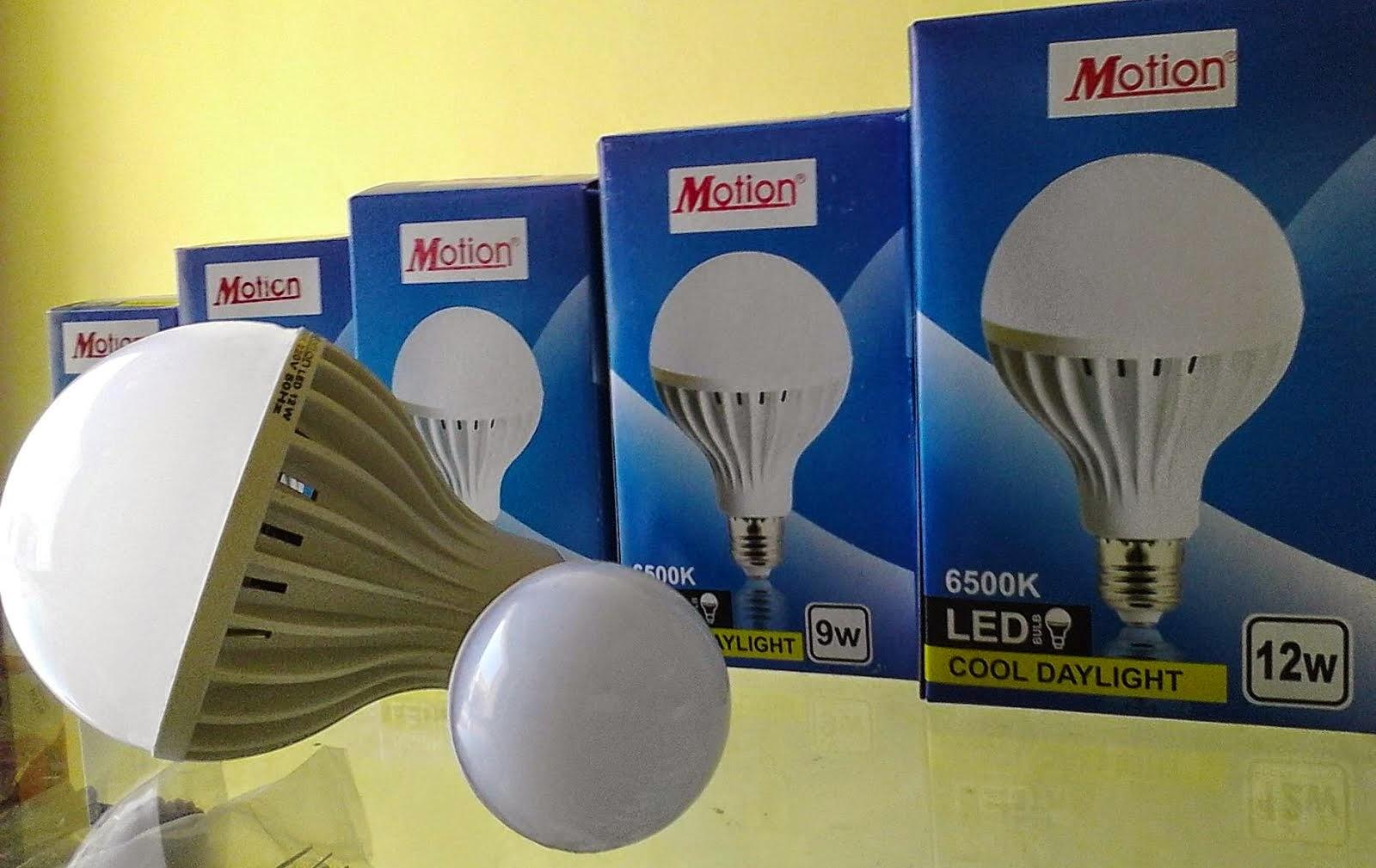 LAMPU LED PAKET HEMAT