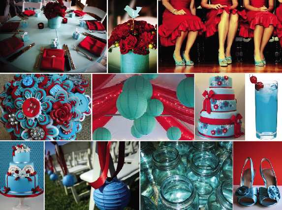 Ideas By Andrea Spring Event Color Combinations Part 2