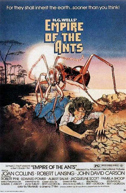 El imperio de las hormigas (1977)