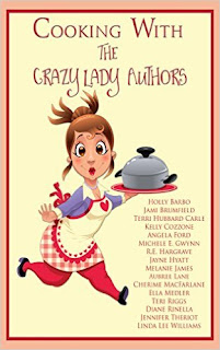 http://www.amazon.com/Cooking-Crazy-Authors-Melanie-James-ebook/dp/B00U85SIJ2/ref=la_B00CB1K7SG_1_1?s=books&ie=UTF8&qid=1449024399&sr=1-1