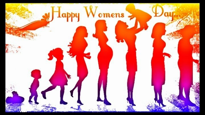international women's day mom greetings