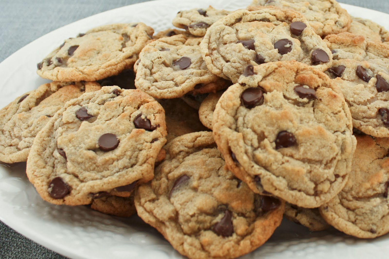 ... FAVORITE RECIPES: World's Best Chocolate Chip Cookies (Step-by-Step