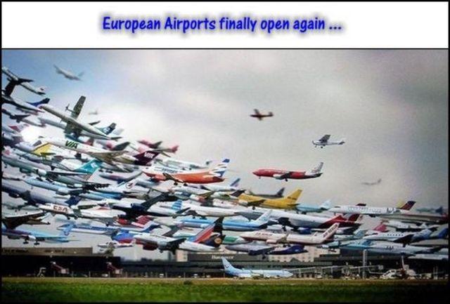 Aeroporto estranho