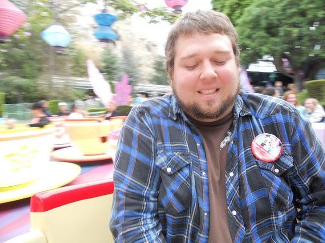 Berlin Ian spinning