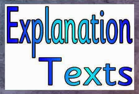 contoh text explanation contoh text discussion