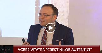 """Cornel Dărvășan 🔴 Agresivitatea """"creștinilor autentici"""""""