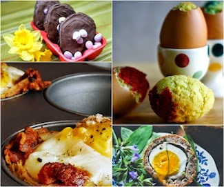 Egg recipes for Easter