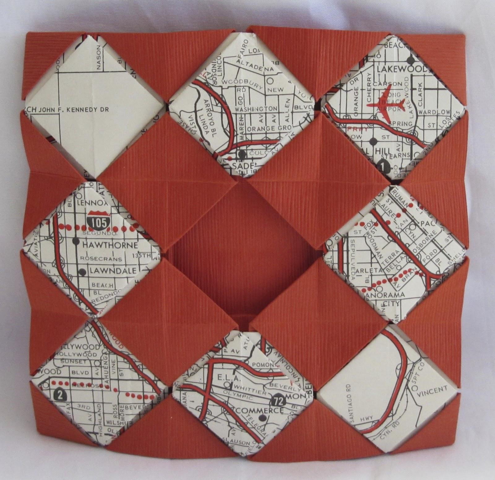 Оригами: как сделать кошелек из бумаги МОРЕ творческих идей 48