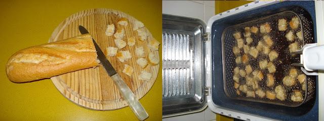 Crema De Calabacines, Puerros Y Zanahorias
