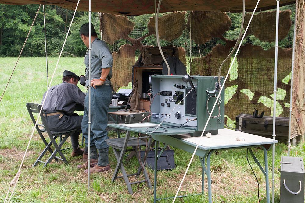 radio militare campo italiano ternavasso regio esercito