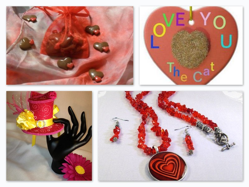 Discover Handmade Valentines pt 2 February 7