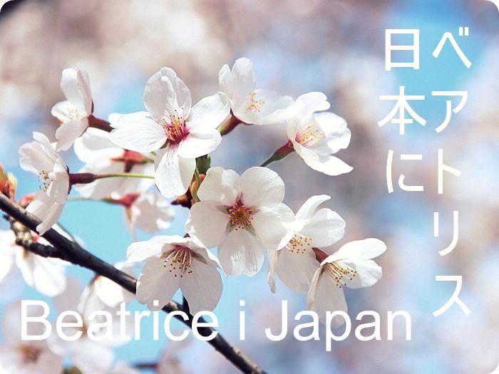 Beatrice i Japan