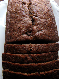 January new+366a Triple Chocolate Quick Bread