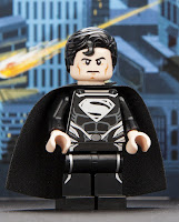 Lego SDCC 2013 Exclusive Man of Steel Superman Minifigure