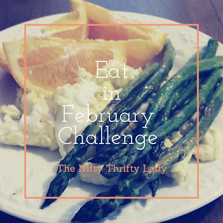 #EatinFeb Challenge