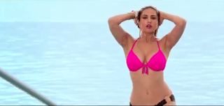 Hot Sunny Leone in Mastizaade Bikini & Bed Room Scenes