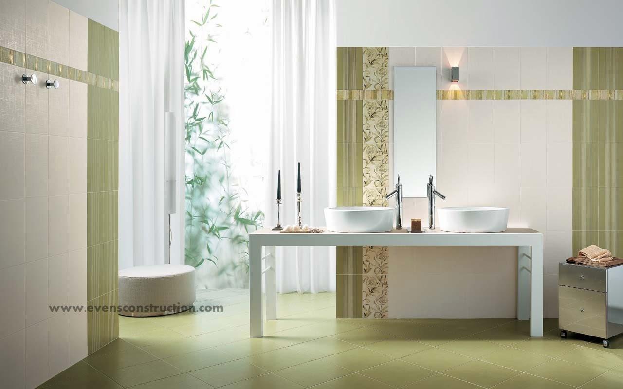 Evens Construction Pvt Ltd Bathroom Tiles Gallery