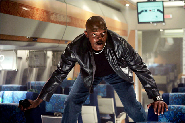 Snake on a plane movie