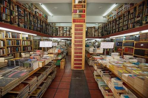 Librerías de Viejo Calle Donceles