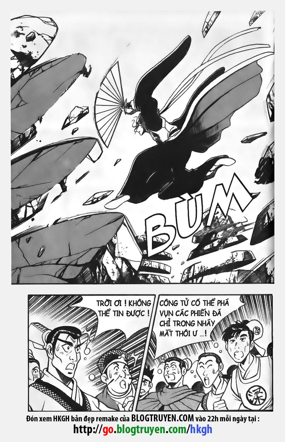 Hiệp Khách Giang Hồ - Hiệp Khách Giang Hồ Chap 050 - Pic 21