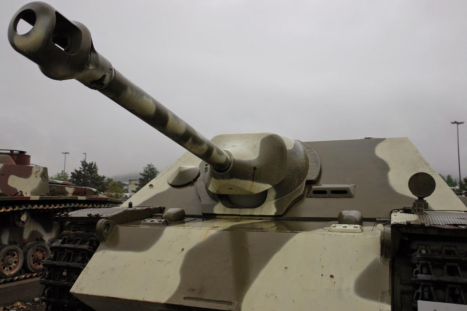 Federico Collada fcmodeltips Jagdpanzer IV