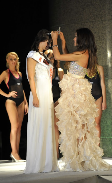Miss Hrvatske Croatia 2013 winner Lana Grzetic