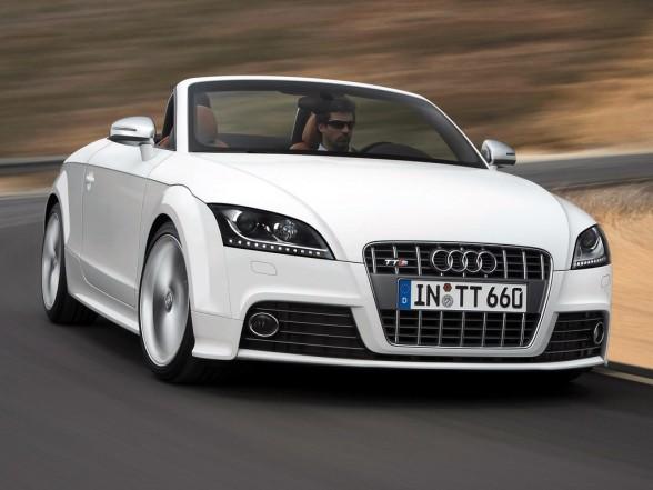 new audi s8 2011. 2011 Audi TTS
