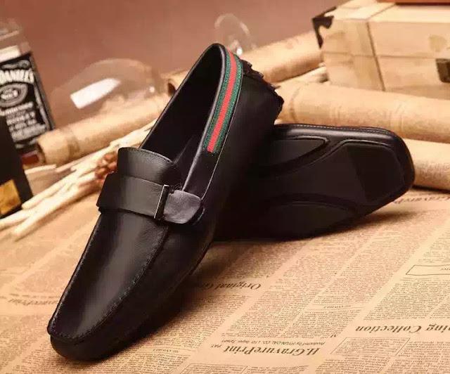 Giày lười gucci đen - da trơn 1.500.000 VNĐ
