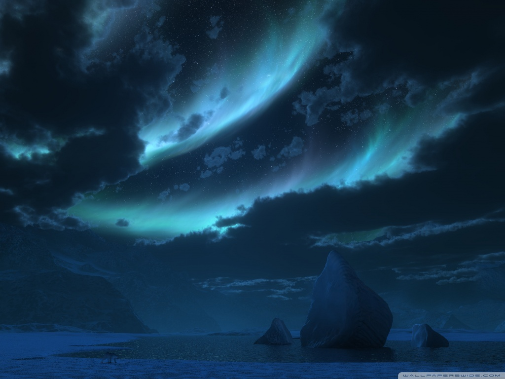 polar night Polar night meaning: a night or the time in winter at places close to the north or south pole, when the sun does not appear above the horizon learn more.