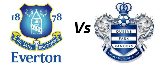 Prediksi Skor Everton vs QPR 16 Des 2014