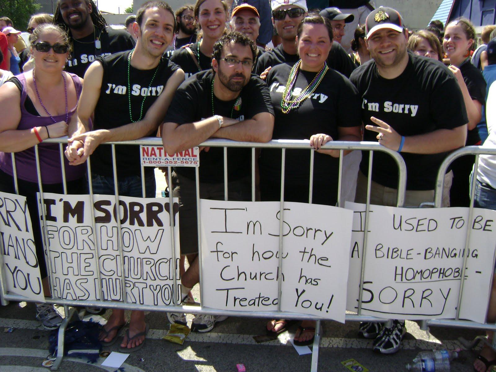 christian gay pride Encyclopaedia impressive