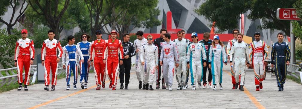 Mujeres piloto en la Fórmula E
