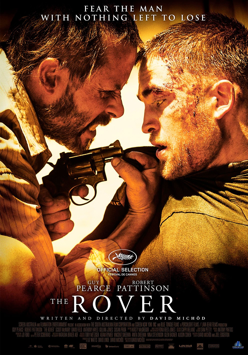 The Rover UK Poster