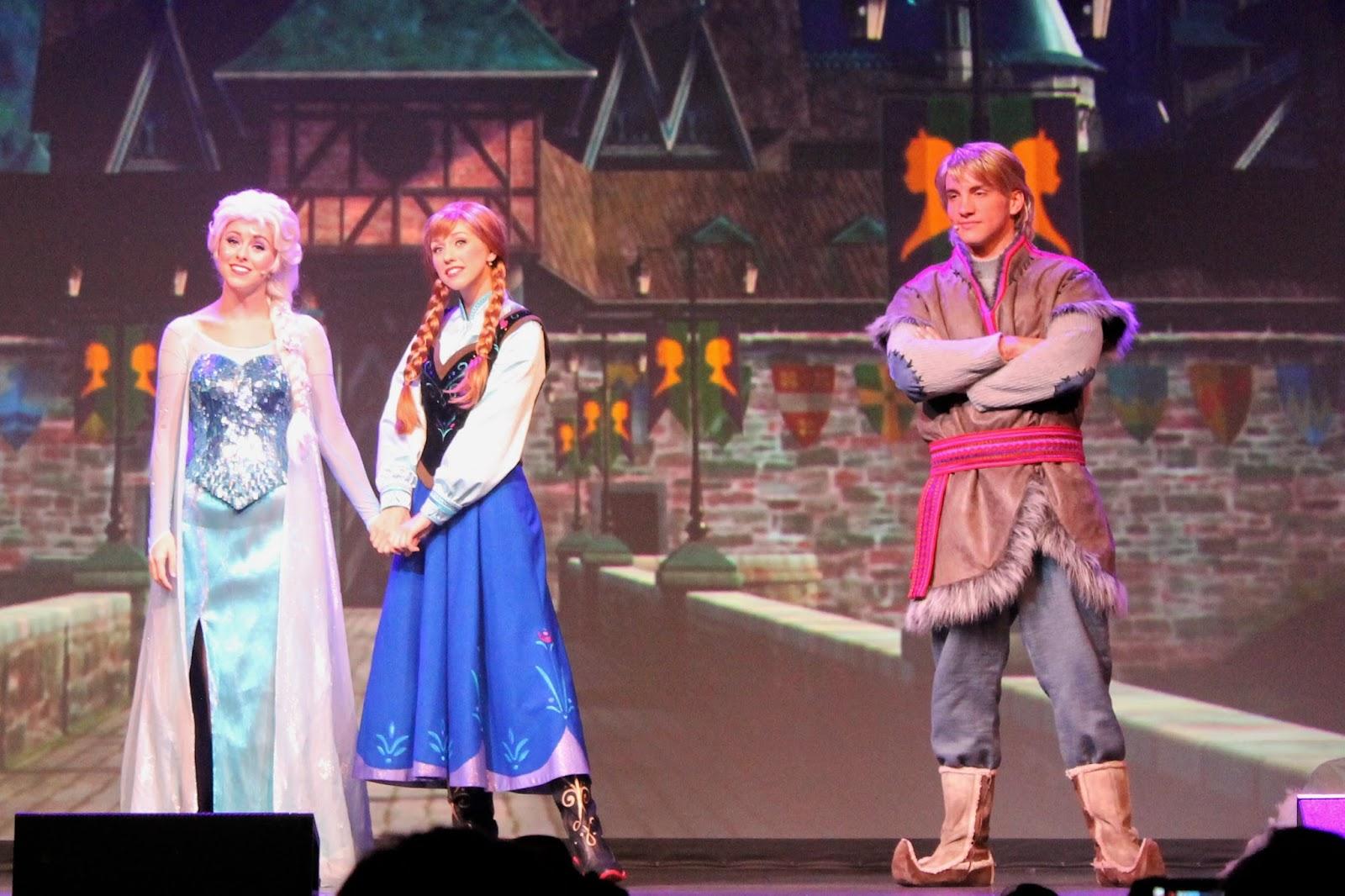 Frozen Anna Elsa Olaf Kristoff Character Hunt