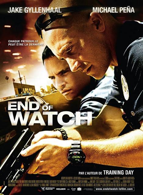 ดูหนังออนไลน์ End of Watch คู่ปราบกำราบนรก