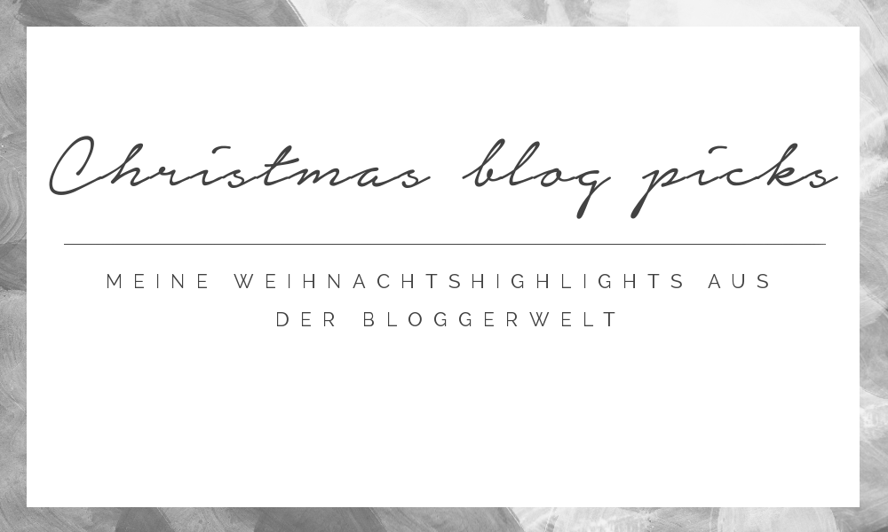 Christmas blog picks
