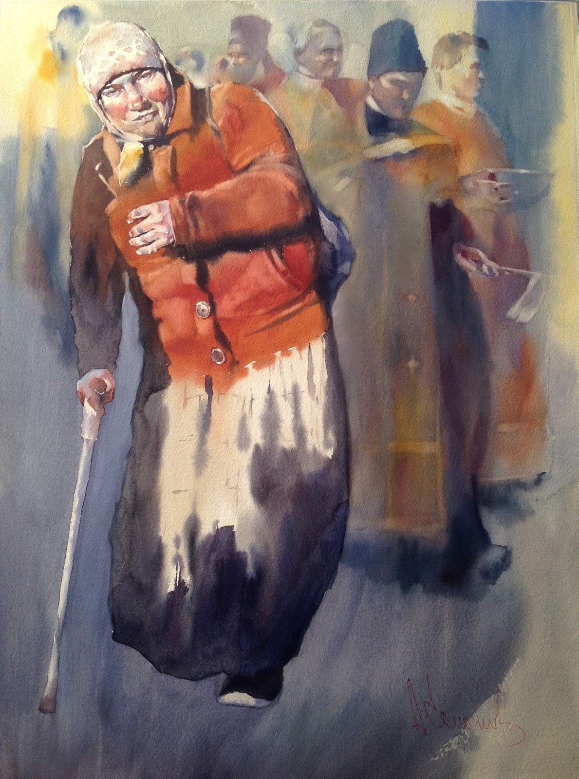 Andrey Esionov A Godly Woman