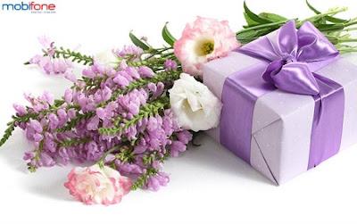 Mobifone tặng quà cho khách hàng có sinh nhật từ tháng 10 - 12