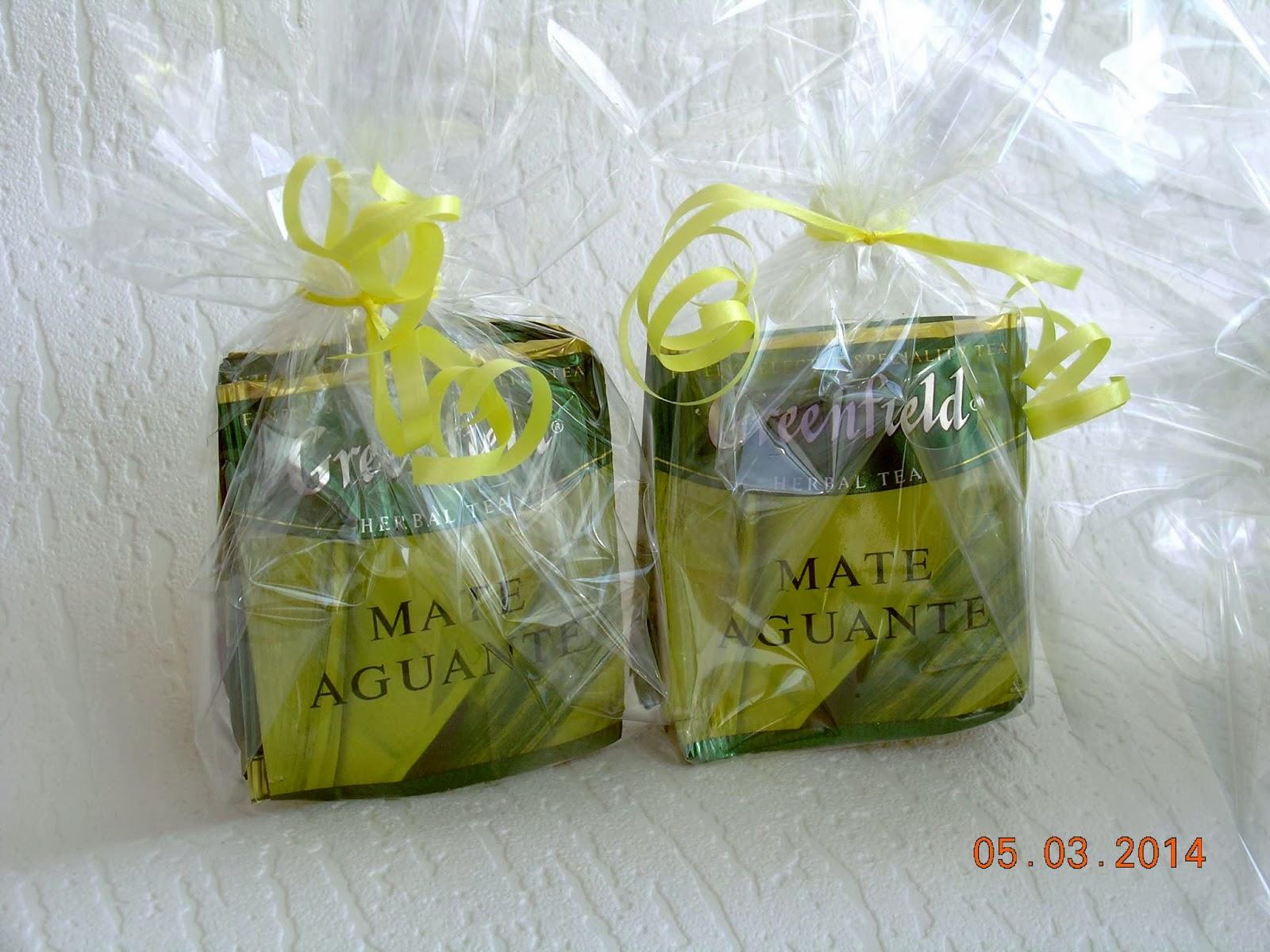 Иногда лучшие подарки упаковывают в маленькие пакеты 61